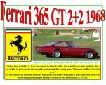 Ferrari 365 GT 2+2 1968. English Version