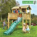 Kl�tterst�llning Jungle Gym Playhouse X-Large