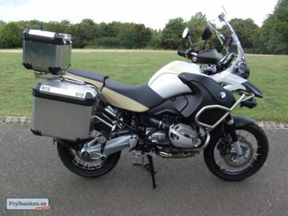 BMW R 1200 GS Adventure GSA