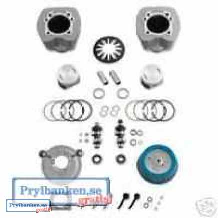 Screamin Eagle Stage II 103 bore kit 1690cc