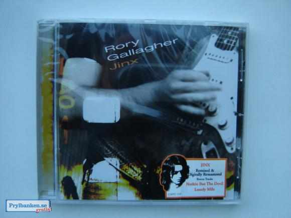 Rory Gallagher CD:s