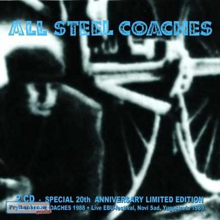 All Steel Coaches - dubbel-CD