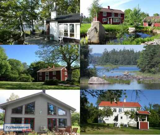 SwedCottages Stugor i Sm�land