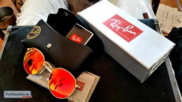 Ray-Ban Solglasögon i Retro Stil, 50 mm
