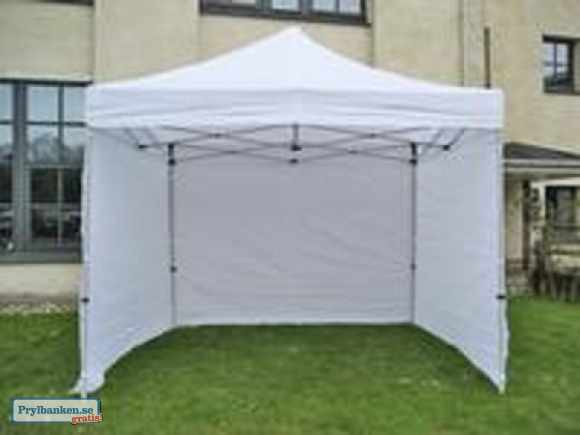 FleXtents 3 X 3 m Basic Snabbtält Nu! 2978:-