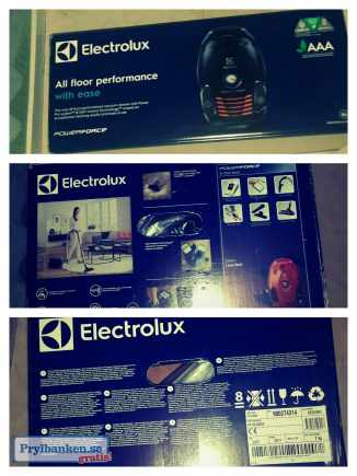 Electrolux Powerforce!