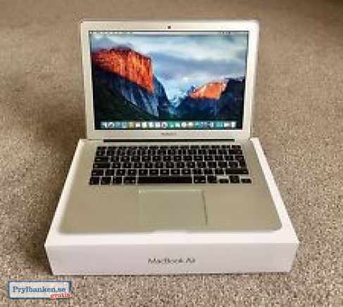 Apple macbook air 1.6ghz dc 8gb 128gb 13\