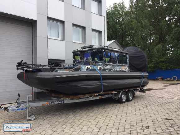 Arctic Airboat Phantom 750K